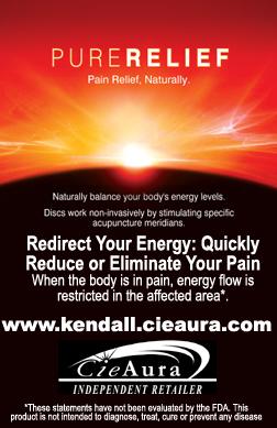 Ciaura Pain Relief