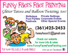 Funny Faces Face Painting